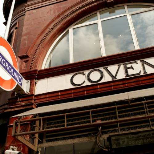 Escuela de inglés en Covent Garden Londres