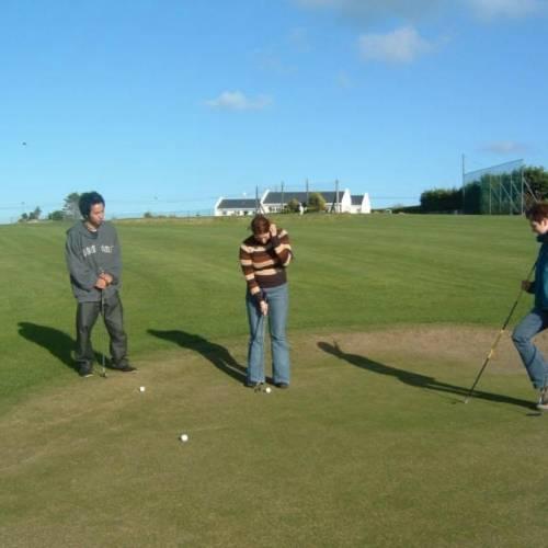 Golf en Wexford, Irlanda