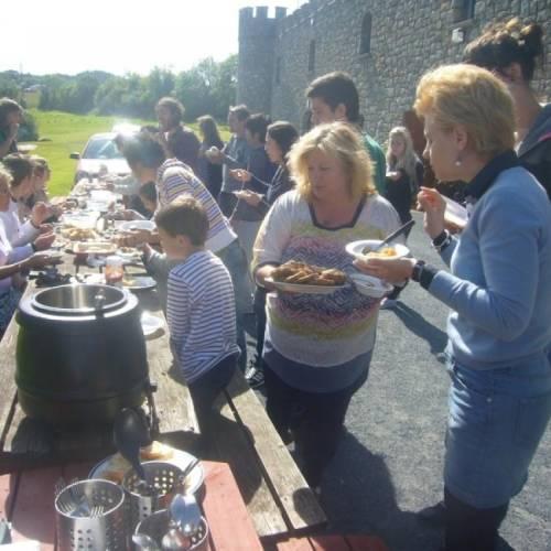 Programa para familias en Wexford