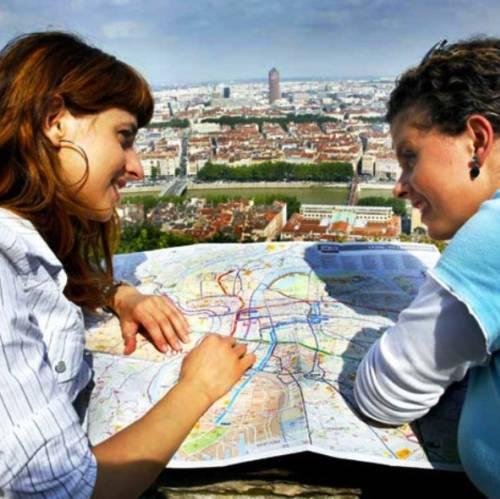 Aprende frances en Lyon, Francia