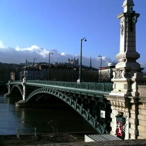 Puente Lafayette, Lyon