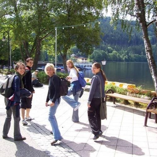 Aprende alemán en Friburgo, Alemania