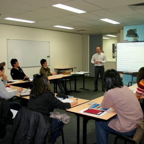 Cursos de inglés en Melbourne, Australia