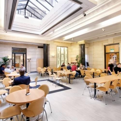 Cafetería en EC London