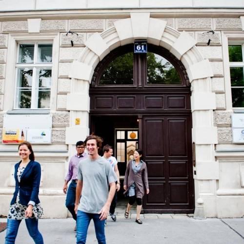 Escuela de alemán ActiLingua Viena, Austria