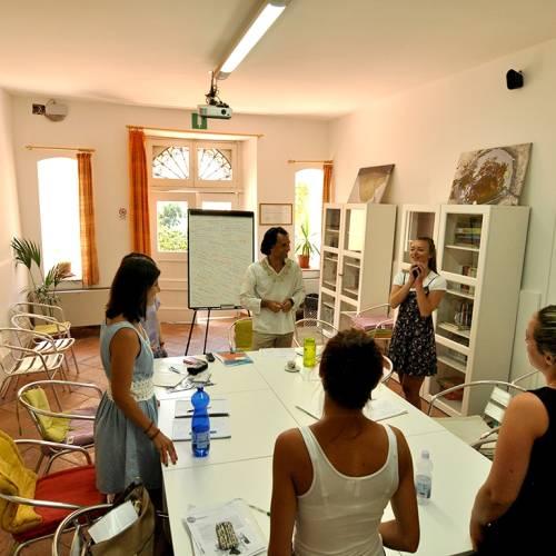Aprende italiano en la escuela Babilonia, Sicilia