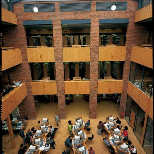 Biblioteca de la University of Limerick