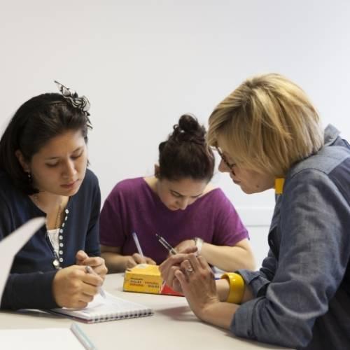 Profesores cualificados y con experiencia
