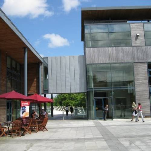 Centro de idiomas de University of Limerick