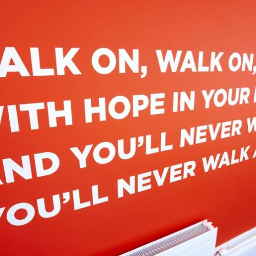 Nunca caminarás solo