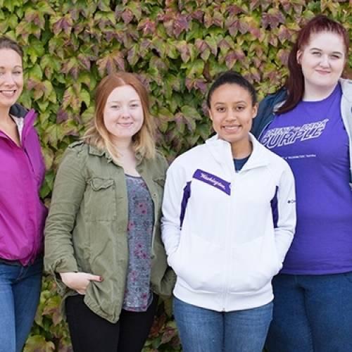 Alumnos de la Universidad de Tacoma, ilusionados por recibir estudiantes internacionales.