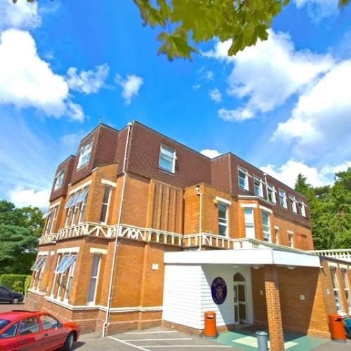 El nuevo edificio para estudiar inglés en Bournemouth