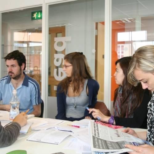 Curso intensivo de inglés en Bristol