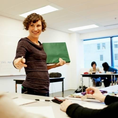 Profesores de inglés con experiencia