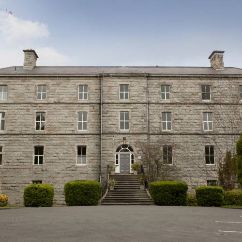 El campus de Milltown Park