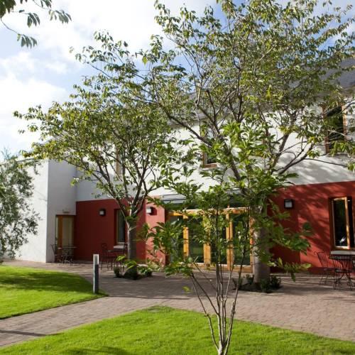 Nuevo edificio del campus de Palmerston