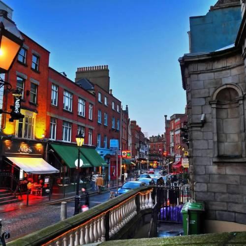 Dublin una ciudad maravillosa