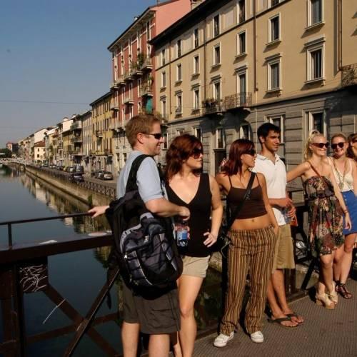 Barrio de Navigli, Milan
