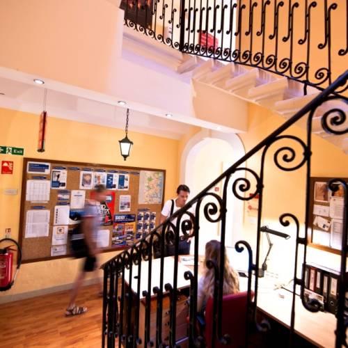 Escuela de inglés en Sliema, Malta