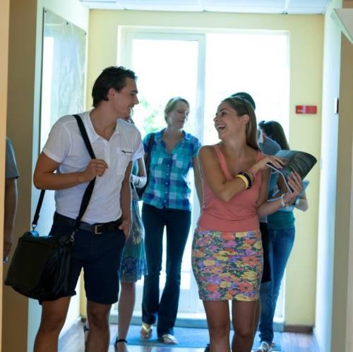Estudiantes internacionales en AM, Malta