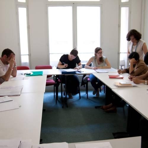 Cursos de francés en Niza