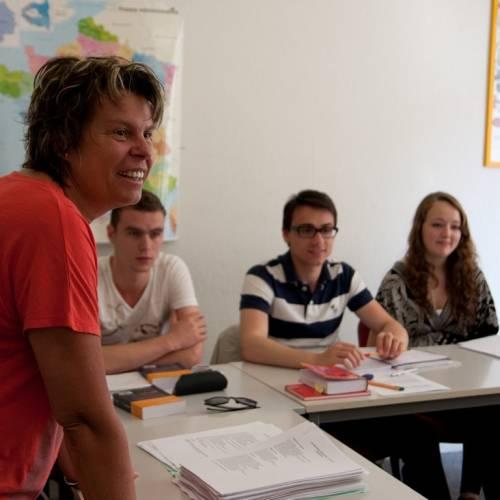 Profesores nativos con experiencia