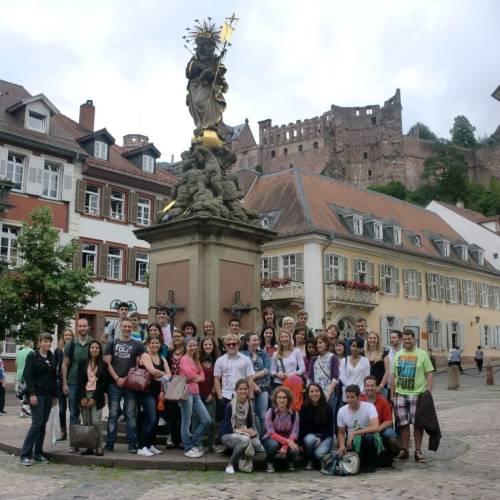Excursión por Heidelberg