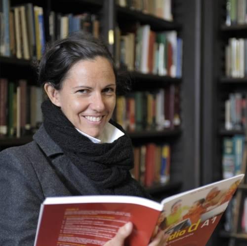 Biblioteca de la escuela de alemán