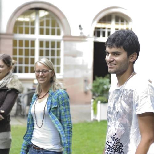Escuela de alemán IH Heidelberg, Alemania