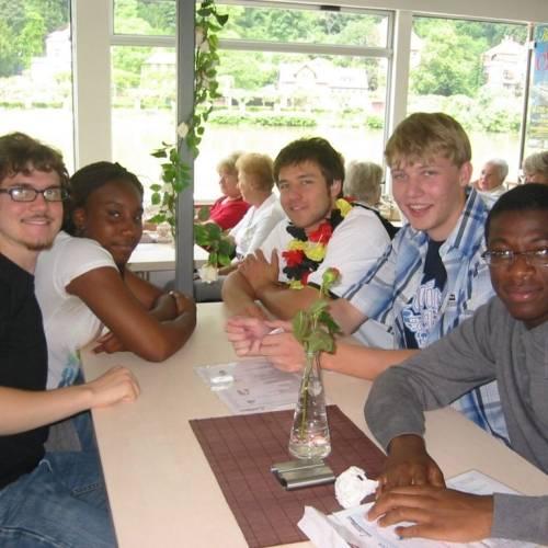 Grupo de estudiantes de IH Heidelberg