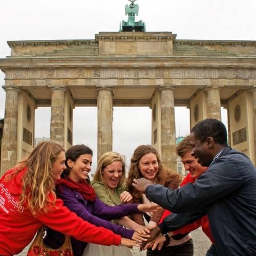 Puerta de Brandenburg