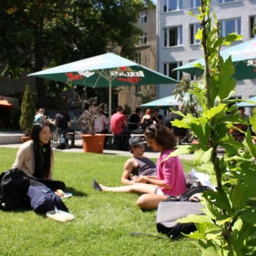 Aprende alemán en GLS Berlin