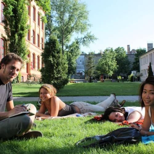 Campus GLS escuela de alemán