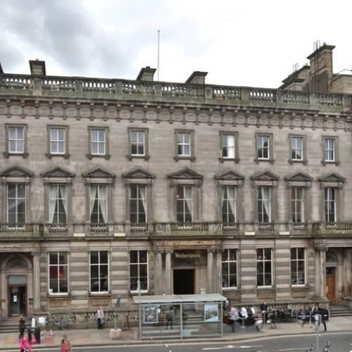 Escuela de inglés en Edimburgo