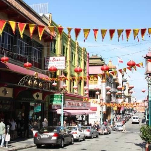 Chinatown San Francisco