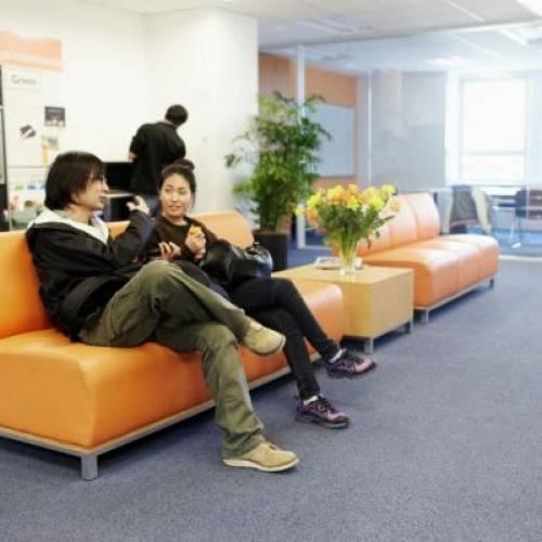 Student Lounge EC San Francisco