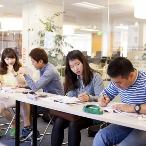Preparación académica en San Francisco