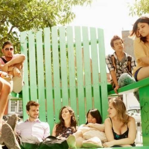 Estudiantes de inglés y francés en Montreal