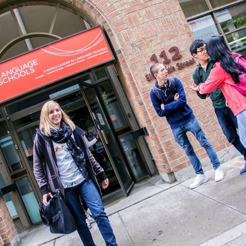 Estudia inglés en Toronto