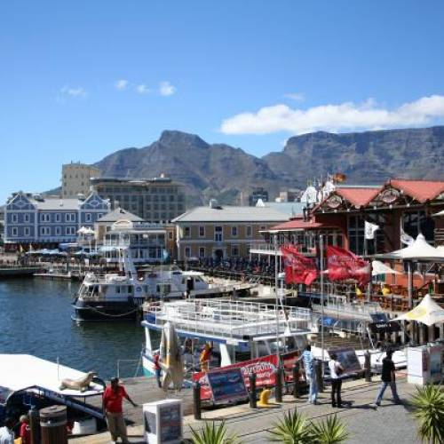 Victoria and Alfred Waterfront Cape Town