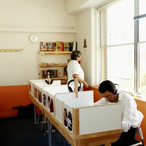 Self-study center en EC Cape Town