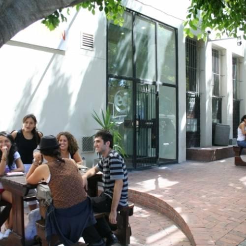 Grupo de estudiantes de EC Cape Town