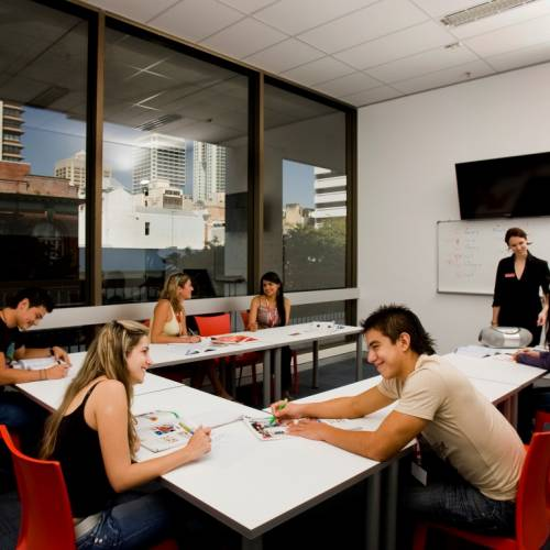 Cursos de inglés en Brisbane