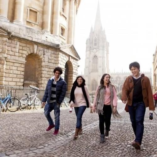 Estudia inglés en Oxford