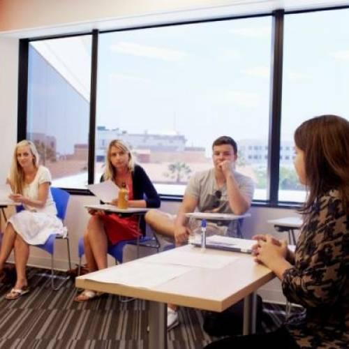 Academic Year en EC English, Estados Unidos
