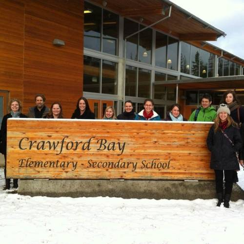 Crawford Bay community School