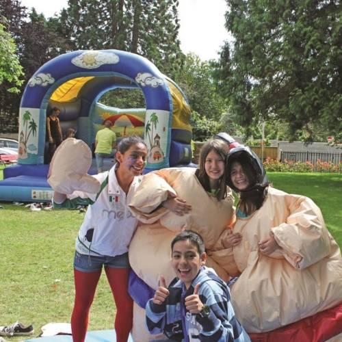 Actividades niños y jóvenes