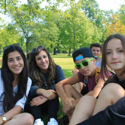 Curso de verano para menores en Toronto