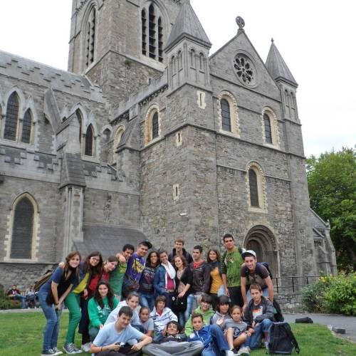 Curso de verano para menores en DCU Dublin