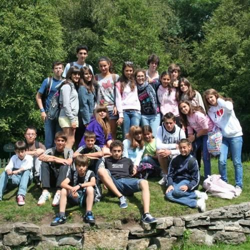 Programa de inglés de verano para menores